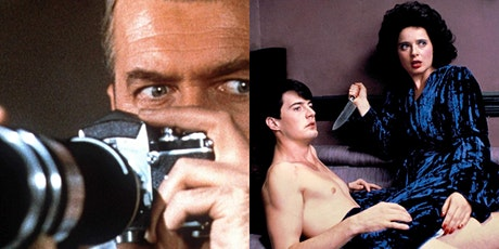 REAR WINDOW (8p) & BLUE VELVET (1030p) @  Bergamot tickets
