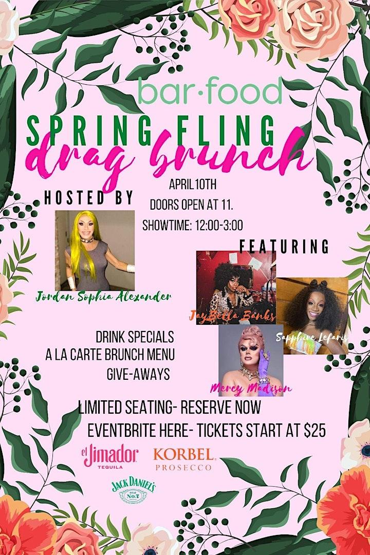 Spring Fling Drag Brunch image