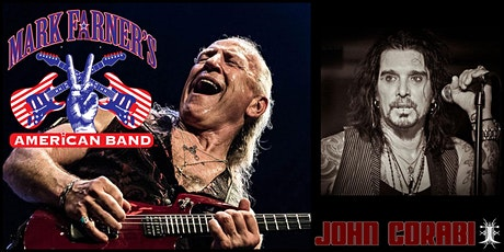 Mark Farner's American Band with Special Guest: John Corabi tickets