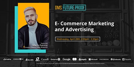 E-commerce Marketing and Advertising Strategies Tickets