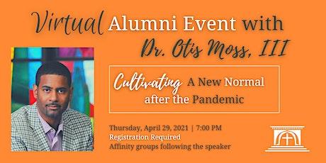 Spring McAfee Alumni Virtual Gathering billets
