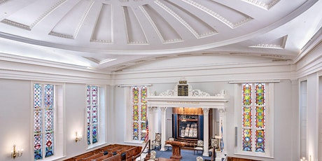 KKBE Synagogue Tour with the Preservation Society of Charleston tickets