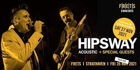 HIPSWAY acoustic concert tickets