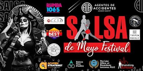 SALSA de Mayo tickets