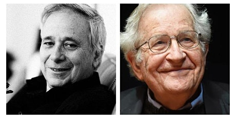 A conversation with Noam Chomsky and Ilan Pappé tickets