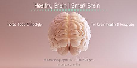 Healthy Brain | Smart Brain tickets