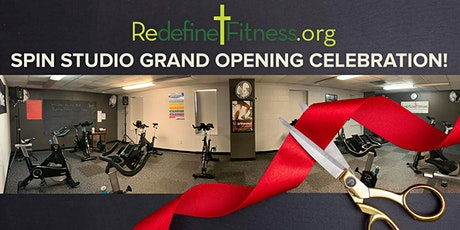 NEW Spin Studio Open House! tickets