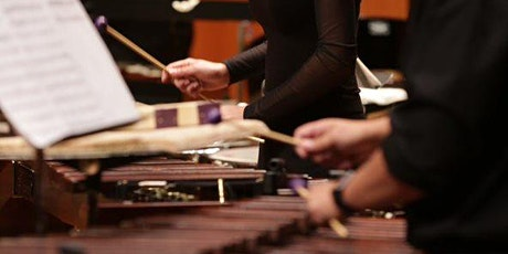 Moores School Percussion Ensemble 1 (Virtual Livestream Performance) Tickets