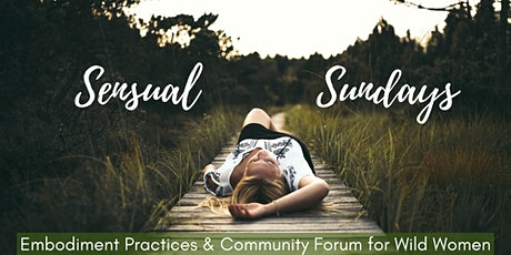 Sensual Sunday tickets