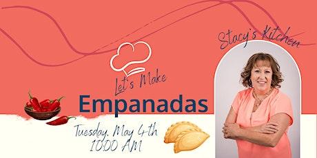 Stacy's Kitchen: Let's Make Empanadas! tickets