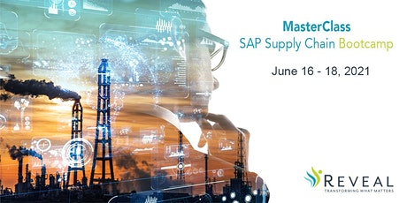 MasterClass:  SAP Supply Chain Bootcamp tickets