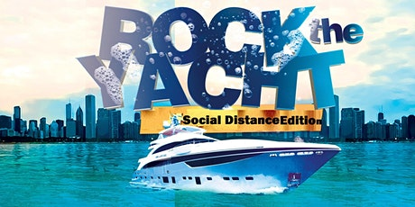 ROCK THE YACHT NYC CRUISE  Social Distance Edition tickets