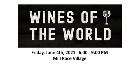 Wines of the World 2021 tickets
