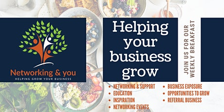 Networking & You Breakfast - North Adelaide tickets