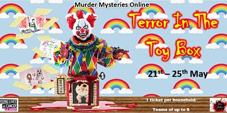 Terror In The Toy Box tickets