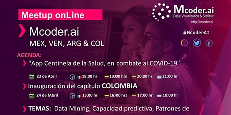 Mcoder.ai  COLOMBIA (STEM) boletos