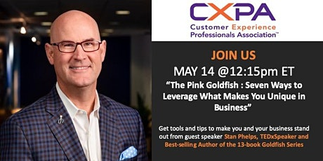 The Pink Goldfish: Seven Ways to Leverage What Makes You Unique in Business tickets