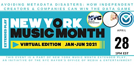 NYMM x Verifi: How Independent Creators & Companies Can Win the Data Game tickets