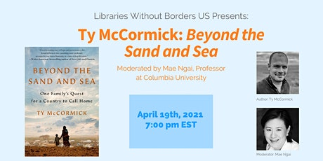 LWB US presents: Beyond the Sand and Sea with Ty McCormick and Mae Ngai tickets