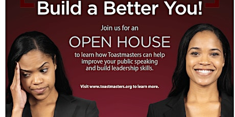 Open House Meeting – Watford Speakers (Toastmasters Event) tickets