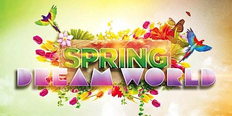 Spring Dream World tickets