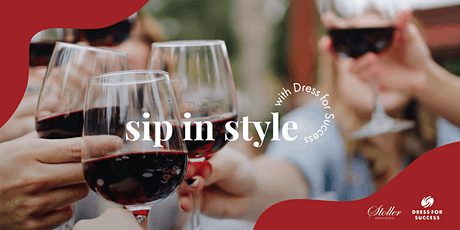 Sip in Style with Dress for Success tickets