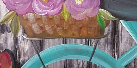 An Evening w/Paintergirl~Spring  Bikeride tickets