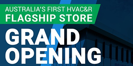 Beijer Ref AU and Kirby HVACR Flagship Store Grand Opening Trade Night tickets