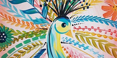 An Evening w/ Paintergirl~ Boho Bird tickets