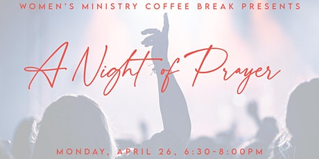 Coffee Break Special Edition: A Night of Prayer tickets