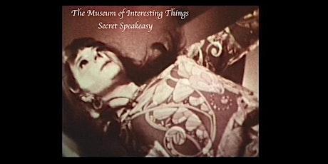 Rockin'  Secret Speakeasy Sunday Apr 18th 2021 & Ramones Tour Manager tickets