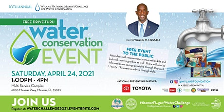 Mayor Messam Annual Wyland National Challenge Water Conservation Event tickets