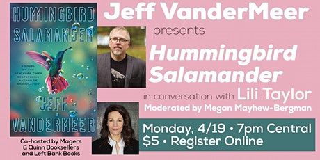 Jeff Vandermeer and Lili Taylor in Conversation tickets