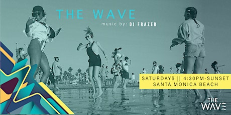 Santa Monica Sunset Wave with Jenny Westra // April 10 tickets