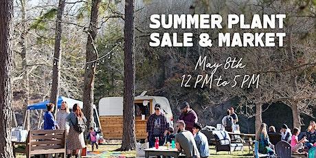 Summer Plant Sale & Market (Outdoor Event) tickets