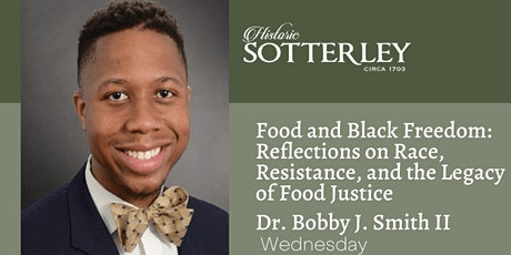 Sotterley's Common Ground Initiative & Speaker Series tickets