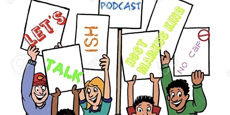Let's Talk Ish Podcast BBQ tickets