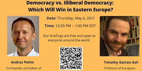 Democracy vs. Illiberal Democracy: Which Will Win in Eastern Europe? tickets