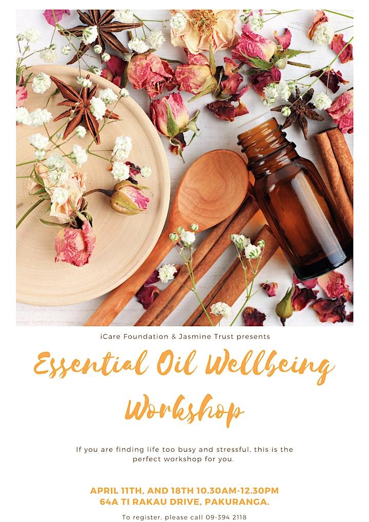 Aromatherapy Wellness Workshop image