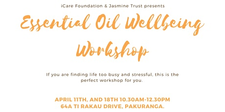 Aromatherapy Wellness Workshop tickets