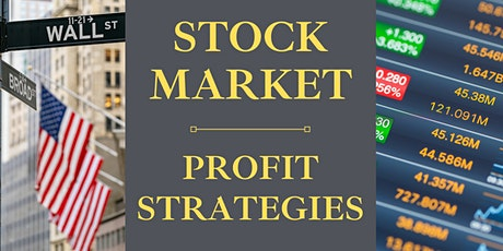 Stock Market : Strategies for Beginners [Central Time] tickets