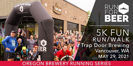 Beer Run - Trap Door Brewing | 2021 OR Brewery Running Series tickets