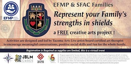JBLM EFMP & SFAC - Tacoma Arts Live Sessions tickets