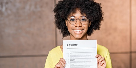 Creating a Resume For Today's World (Webinar) tickets