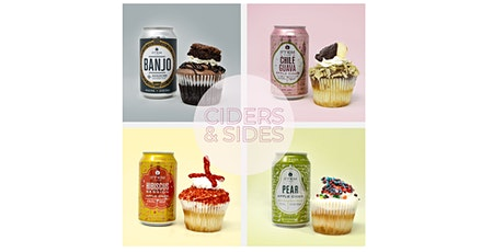 Cider & Sides: Stem Ciders & Mermaids Bakery tickets