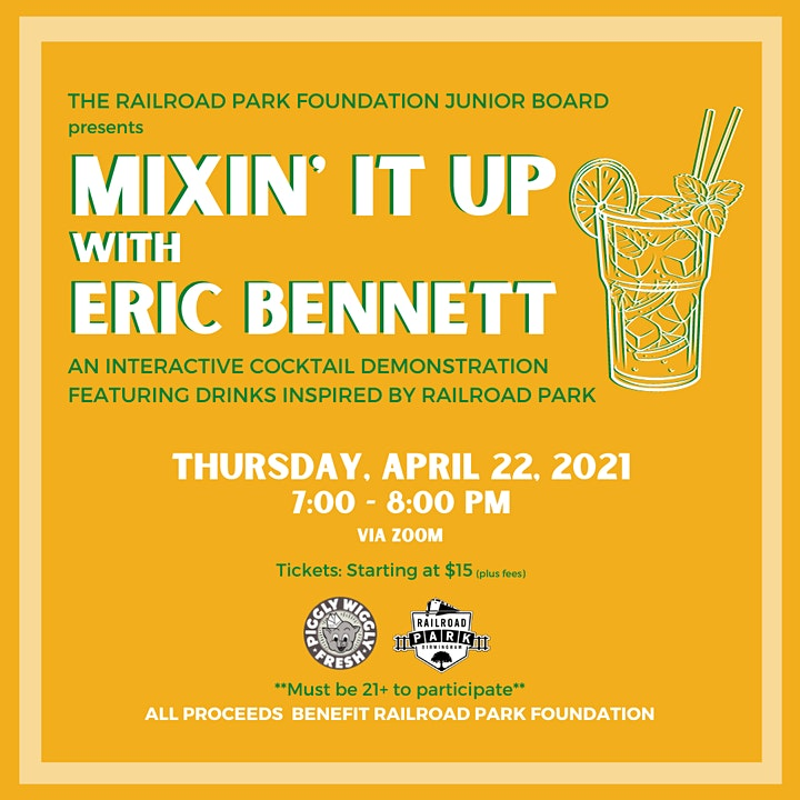 Mixin' It Up with Eric Bennett image