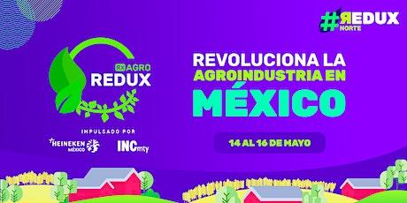 REDUX Agro Norte tickets