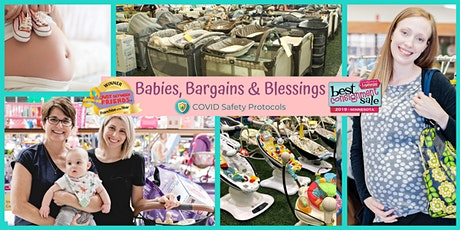 Babies, Bargains & Blessings - May 12, 2021 tickets