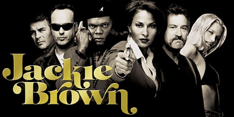 JACKIE BROWN @ Electric Dusk Drive-In tickets