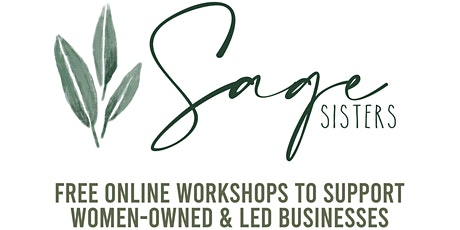 Sage Sisters: Business Round Table with Shakti Rising tickets